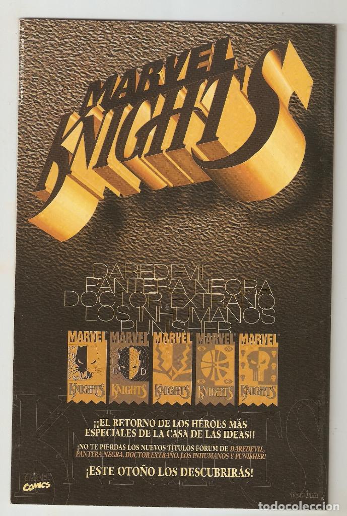 Cómics: ESPECIAL MUTANTES - Nº 14 - Cable 99 Annual - Febrero 2000 - FORUM - - Foto 2 - 176217715
