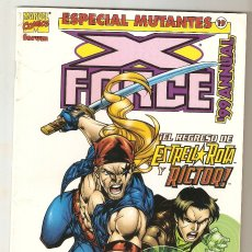 Comics : ESPECIAL MUTANTES - Nº 19 - X-FORCE 99 ANNUAL - JULIO 2000 - FORUM -. Lote 176225259