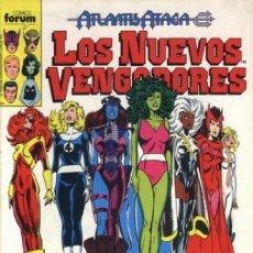 Comics: LOS NUEVOS VENGADORES Nº 36 - FORUM - BUEN ESTADO. Lote 176234118