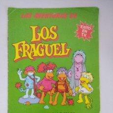 Fumetti: LAS AVENTURAS DE LOS FRAGUEL/TELEKITOS 1986. . Lote 176235163