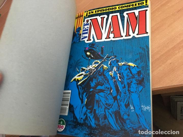 Cómics: VIETNAM TOMO CON Nº 6, 7, 8, 9 Y 10 (FORUM) (COIB31) - Foto 3 - 193984181