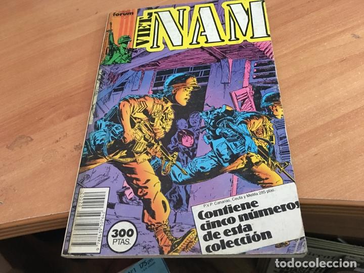 VIETNAM TOMO CON Nº 6, 7, 8, 9 Y 10 (FORUM) (COIB31) (Tebeos y Comics - Forum - Retapados)