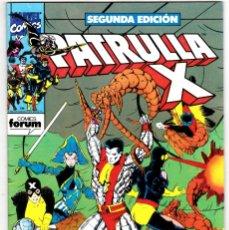Cómics: LA PATRULLA X. Nº 21 . SEGUNDA EDICION. FORUM.. Lote 176311084