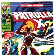 Cómics: LA PATRULLA X. Nº 8 . SEGUNDA EDICION. FORUM.. Lote 176311108