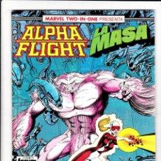 Cómics: ALPHA FLIGHT / LA MASA Nº 48 VOL-1 64 PAGÍNAS. FORUM. Lote 176315854