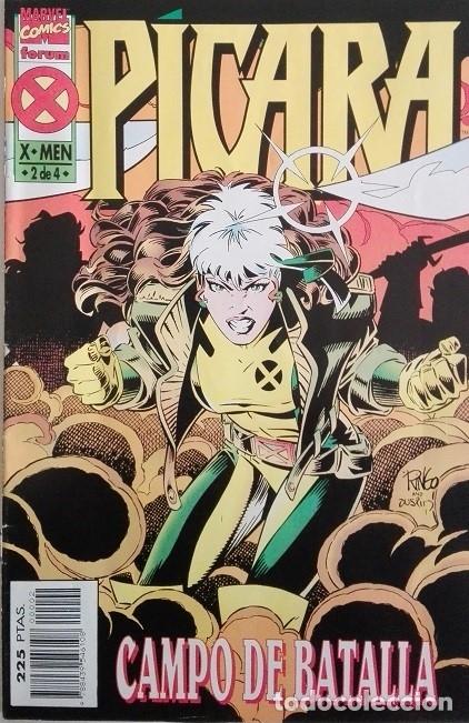 PICARA (X-MEN) - FORUM - 2 DE 4 (Tebeos y Comics - Forum - X-Men)