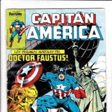 Cómics: CAPTAN AMERICA VOL 1 Nº 5 - FORUM. Lote 176399437