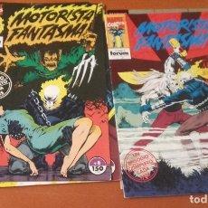 Cómics: MOTORISTA FANTASMA EDITORIAL PLANETA-DEAGOSTINI LOTE DE 8 Nº.. Lote 176399675