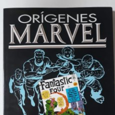 Cómics: ORÍGENES MARVEL - THE FANTASTIC FOUR (NºS 1-5 USA), STAN LEE/JACK KIRBY. Lote 176430367