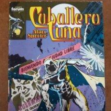 Cómics: CABALLERO LUNA Nº 8 - FORUM. Lote 174620474