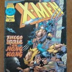 Comics: X-MEN VOL. 2 Nº 21 - FORUM. Lote 174940434