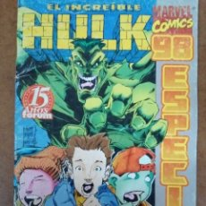 Cómics: EL INCREIBLE HULK ESPECIAL 98 - FORUM. Lote 174968140