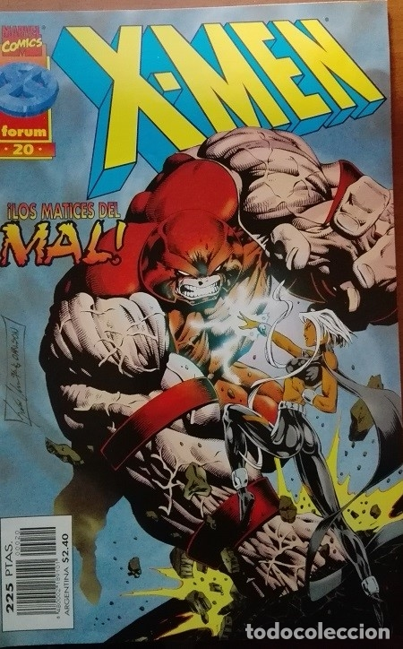 X-MEN FORUM VOL II Nº 20 (Tebeos y Comics - Forum - X-Men)