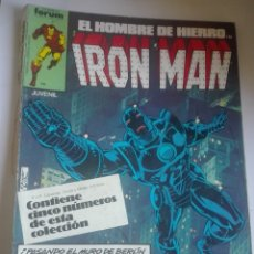 Cómics: IRON MAN 6-7-8 PRIMERA EDICIÓN # LL. Lote 176491080