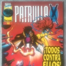 Cómics: PATRULLA X 12 FORUM 1997. Lote 176600852