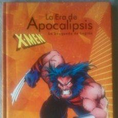 Cómics: LA ERA DE APOCALIPSIS 1 LA BÚSQUEDA DE LEGIÓN COLECCIONABLE X-MEN. Lote 176601137