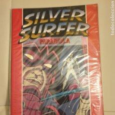 Cómics: SILVER SURFER. PARÁBOLA. POR STAN LEE Y MOEBIUS. Lote 176607023