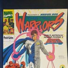 Cómics: THE NEW WARRIORS VOL.1 Nº34 - FORUM. Lote 176639444