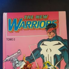Cómics: THE NEW WARRIORS VOL.1 ENCUADERNADO TOMO 2 - FORUM. Lote 176640552