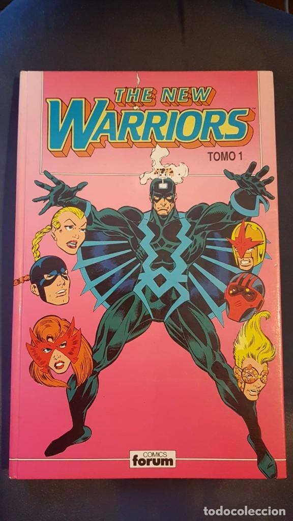 THE NEW WARRIORS VOL.1 ENCUADERNADO TOMO 1 - FORUM (Tebeos y Comics - Forum - Vengadores)