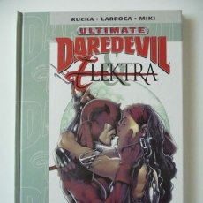 Cómics: ULTIMATE DAREDEVIL & ELEKTRA - TOMO - FORUM. Lote 176643604