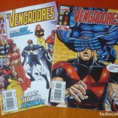 Cómics: LOS VENGADORES VOL. 3 NºS 13 Y 14 ( BUSIEK PEREZ ) ¡BUEN ESTADO! MARVEL FORUM . Lote 176656104