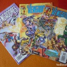 Comics : LOS VENGADORES VOL. 3 NºS 16, 17 Y 18 ( ORDWAY ) ¡BUEN ESTADO! MARVEL FORUM. Lote 176656163