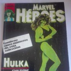 Cómics: MARVEL HEROES - 36-37-38-39-40 # LL. Lote 176675210