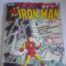 Comics: IRON MAN PRIMERA EDICIÓN 26-27-28-29-39 # LL. Lote 176677198