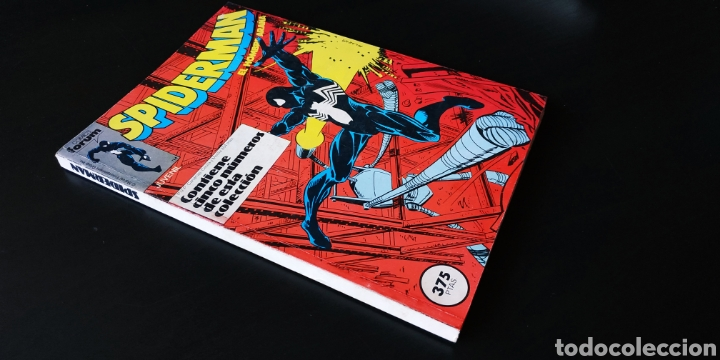 Cómics: EXCELENTE ESTADO SPIDERMAN RETAPADO DEL 151 AL 155 FORUM - Foto 1 - 176680013
