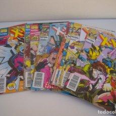 Cómics: LAS NUEVAS AVENTURAS DE LOS X-MEN 13 NºDEL 1 AL 13. Lote 176752758