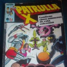 Cómics: PATRULLA X PRIMERA EDICIÓN 32-33-34-35-36 # LL. Lote 176755320