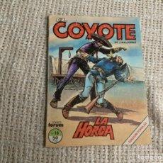 Cómics: EL COYOTE DE J. MALLORQUI Nº 15 -ED. FORUM - 1983. Lote 176844233
