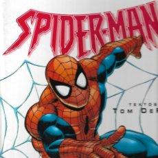 Cómics: SPIDER-MAN. LA GUÍA DEFINITIVA - TOM DE FALCO - MARVEL / EDICIONES B - 1ª EDICIÓN, 2002.. Lote 176854572