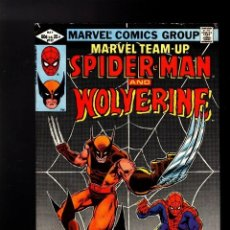 Cómics: MARVEL TEAM UP 117 SPIDER MAN & WOLVERINE SPIDERMAN Y LOBEZNO EN INGLES NO FORUM NO PANINI. Lote 176869448