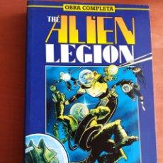 Cómics: THE ALIEN LEGIÓN - OBRA COMPLETA ( FORUM). Lote 176887998