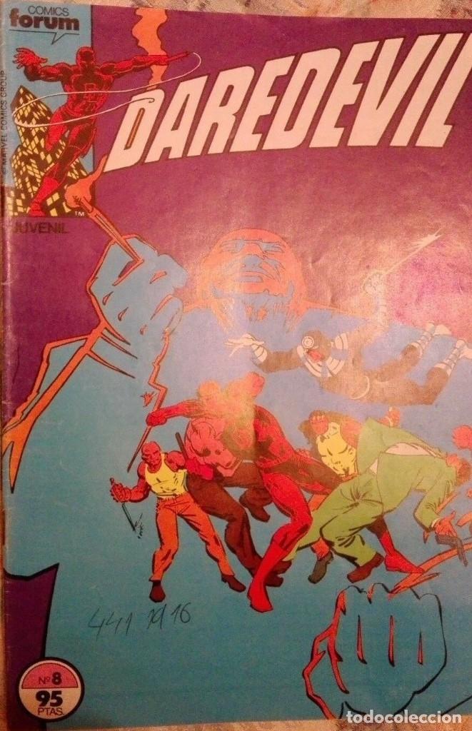 DARE DEVIL FORUM Nº 8 (Tebeos y Comics - Forum - Daredevil)