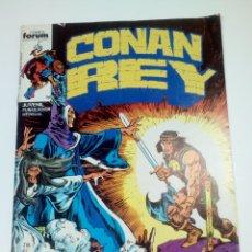 Cómics: CONAN REY 1 - FORUM. Lote 176961513