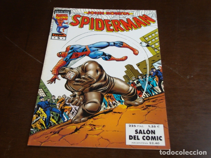 SPIDERMAN JOHN ROMITA 5 (Tebeos y Comics - Forum - Spiderman)