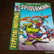 Cómics: SPIDERMAN JOHN ROMITA ESPECIAL INVIERNO. Lote 176965233