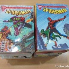 Cómics: SPIDERMAN BIBLIOTECA MARVEL LOTE NUMEROS 1 AL 42 DE 47 - FORUM OFERTA . Lote 177001560