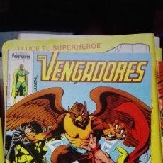 Comics: LOS VENGADORES Nº 8 FORUM. Lote 177035259