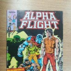 Cómics: ALPHA FLIGHT VOL 1 #27. Lote 177084968