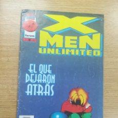 Cómics: X-MEN UNLIMITED #4. Lote 177085705