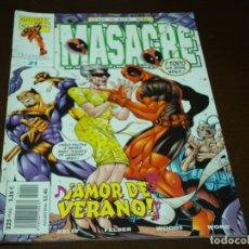 Cómics: MASACRE 21 MUY BUEN ESTADO. Lote 177187063