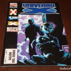 Cómics: UNIVERSO X 1 MUY BUEN ESTADO. Lote 177187624