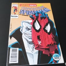 Cómics: CASI EXCELENTE ESTADO EL ESPECTACULAR SPIDERMAN 313 FORUM. Lote 177267005