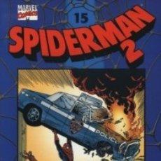 Cómics: SPIDERMAN COLECCIONABLE 2 AZUL Nº 15 - FORUM - EXCELENTE ESTADO. Lote 177284474
