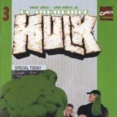 Cómics: EL INCREIBLE HULK VOL. 2 / HULK VOL. 5 Nº 3. Lote 278669373