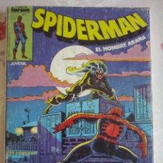 Cómics: FORUM - SPIDERMAN VOL.1 RETAPADO CON LOS NUM. 6 AL 10 ( NUM. 6-7-8-9-10 ). Lote 177368655